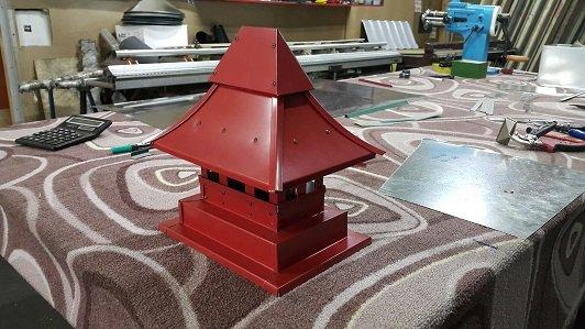 Пагода от Мк-профиль